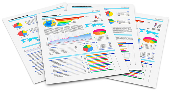 Examples of IT strategy pdf documents showing business information